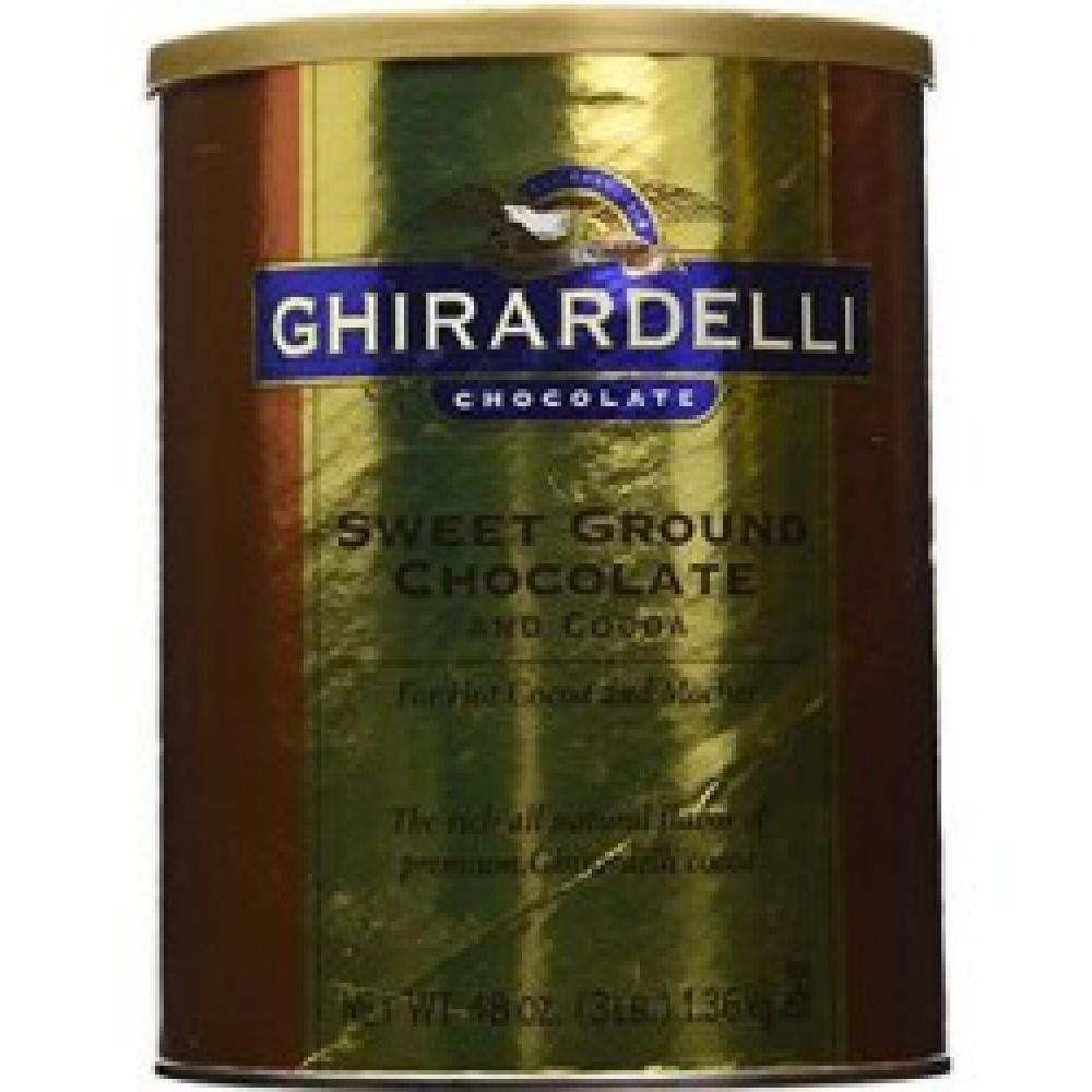 Ghirardelli Çikolata ve Kakao Tozu 1.42 Kg.